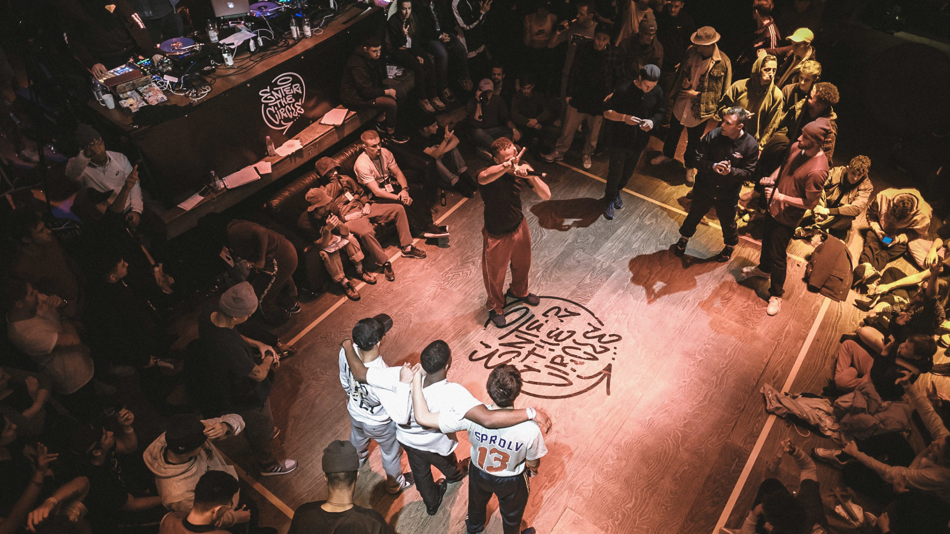 Enter the Circle – International Breakdance Jam – Hamburg